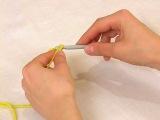 Вязание крючком - 01 Набор петель